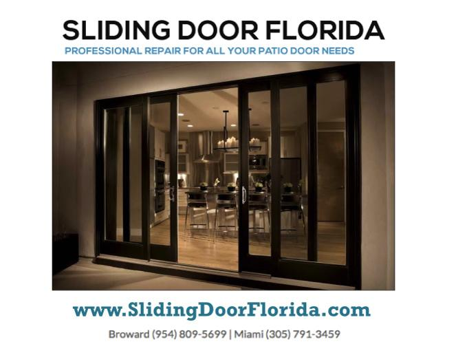 Pompano Beach Fl Sliding Glass Door Repair Rollers