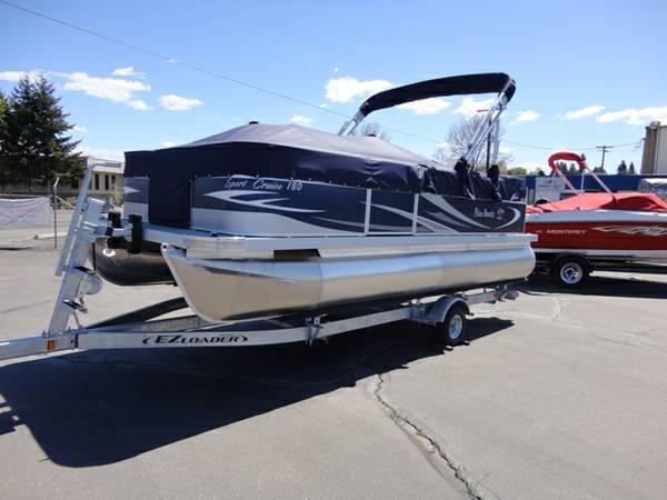 PONTOON BOAT SALE
