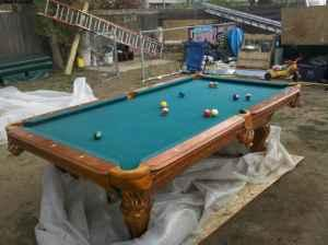 POOL TABLE - $3000 (BRIGHTON/DENVER)