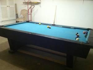 pool table - $400 (lubbock)