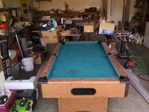 Pool Table Brunswick For Sale In California Classifieds Buy And - Pool table movers bakersfield ca