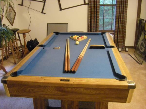 Slate Pool Table For Sale In Virginia Classifieds Buy And Sell In - Brunswick brighton pool table