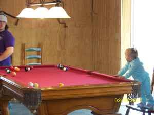 Pool Table Accessories Vonore Tn