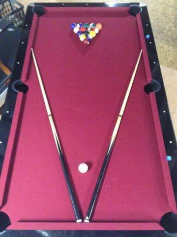Pool Table Brunswick Centennial Classifieds Buy Sell Pool Table - Pool table movers lancaster pa