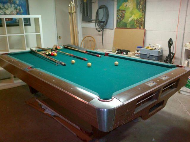 Etonnant Foremost Pool Table Classifieds   Buy U0026 Sell Foremost Pool Table Across The  USA   AmericanListed