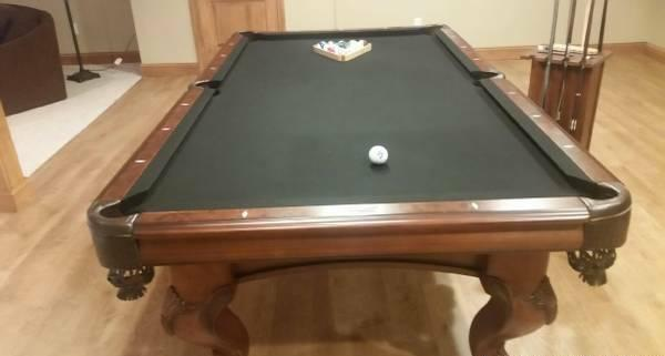 Coin Operated Pool Table For Sale In Ohio Classifieds Buy And Sell - Pool table movers toledo ohio