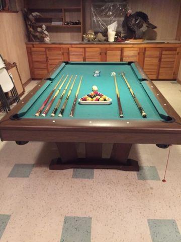 Delmo Pool Table Classifieds Buy Sell Delmo Pool Table Across - Delmo pool table