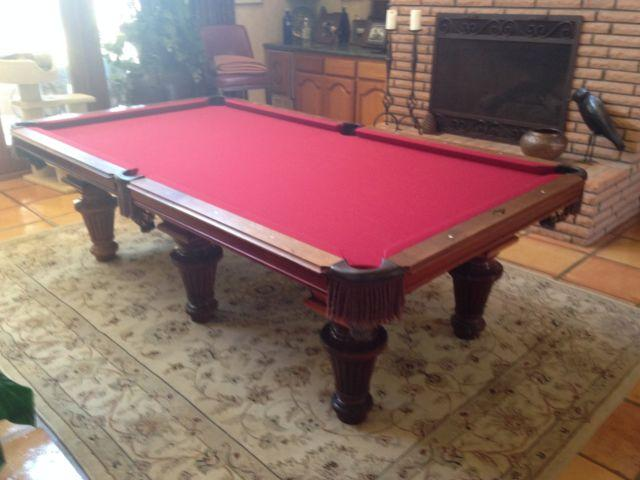 Pool Table Sporting Goods For Sale In Arizona New And Used - Buckhorn pool table
