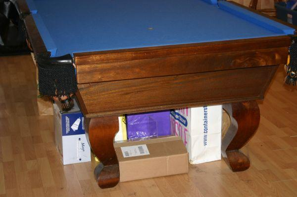 Pool table asheville for sale in asheville north for Table asheville