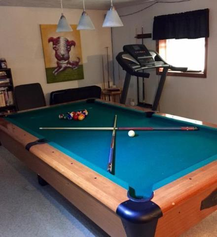 Pool Table Slate For Sale In Du Bois Pennsylvania Classifieds Buy - Chicagoan pool table