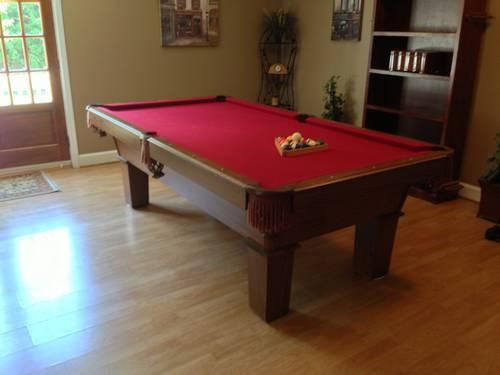 Slate Pool Table For Sale In Tennessee Classifieds Buy And Sell In - Pool table movers knoxville tn
