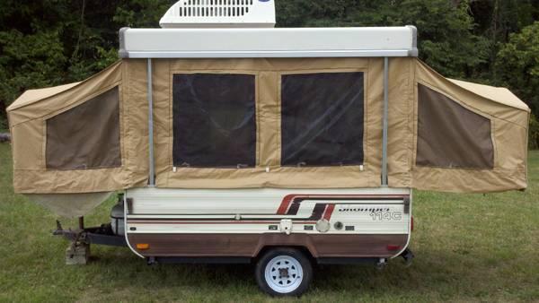 Pop-Up Camper - $1200