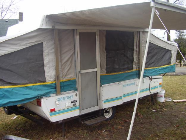 Original 1996 Sportsmaster Camper For Sale In Allegan Michigan Classified