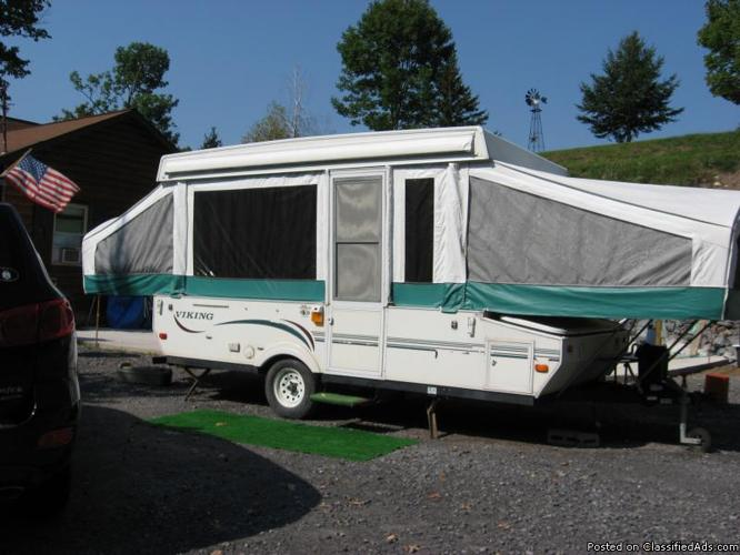 Pop up Camper for Sale in Vernon Center New York