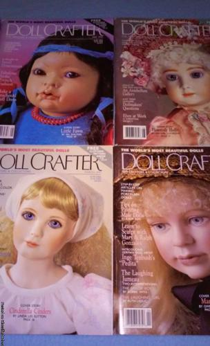 PORCELAIN DOLL MAGAZINES