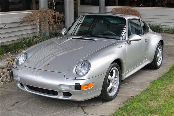 Porsche 911 C2S Carrera S
