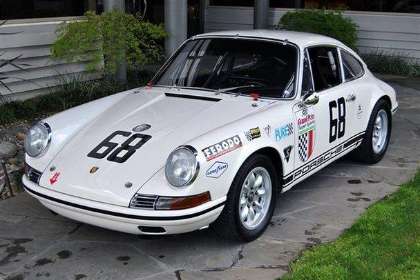 Porsche 911 T Price On Request