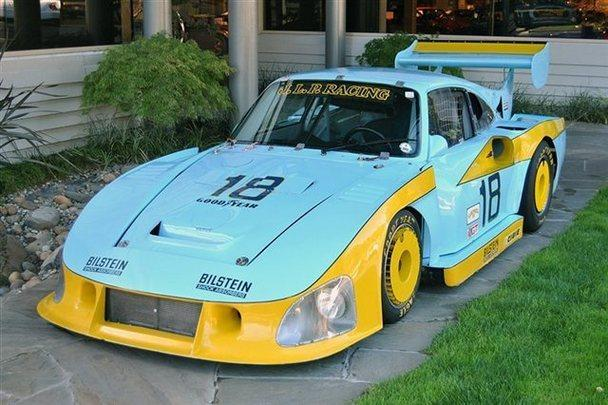 Porsche 935 Price On Request