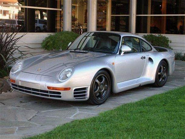 Porsche 959 Price On Request