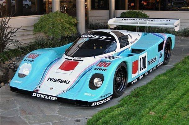 Porsche 962C Price On Request