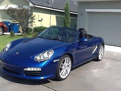 porsche boxster s 2009 facelift 987 pdk navi bose 19 wheels for sale in jacksonville florida. Black Bedroom Furniture Sets. Home Design Ideas