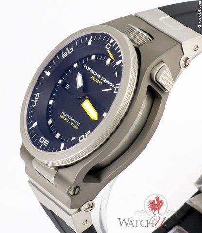 Porsche Design P6780 Diver Ref 678044531218 Majority Warranty