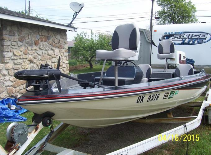 Port Star Bass Boat For Sale In Bartlesville Oklahoma