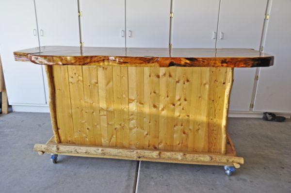 Portable Bar Cottonwood For Sale In Flagstaff Arizona