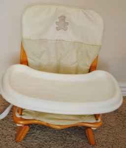 Portable Eddie Bauer High Chair American Fork For Sale