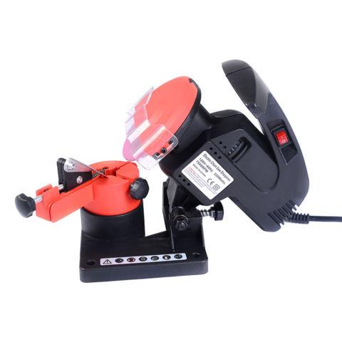 Portable Electric Chainsaw Sharpener Chain Blade Grinder