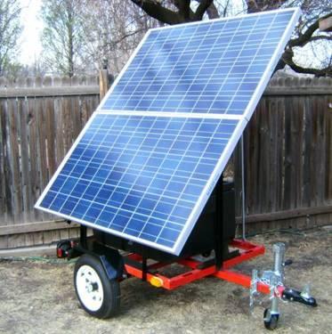 solar generators sale