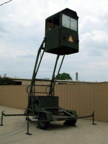 Portable Hunting And Observation Tower Deer Blind 22 Ft