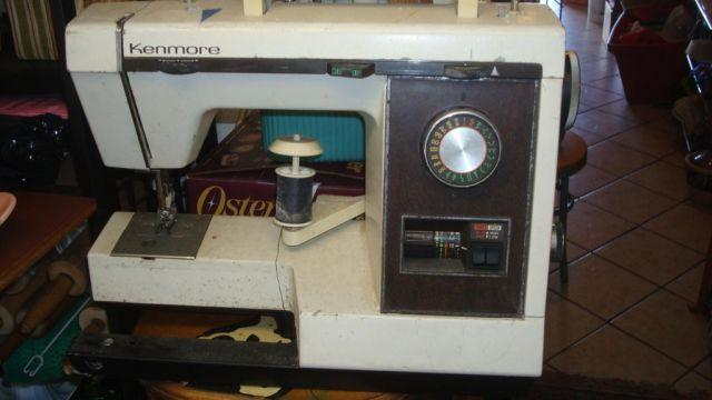 Kenmore Sewing Machine 40 Classifieds Buy Sell Kenmore Sewing Mesmerizing How To Thread A Sears Kenmore Sewing Machine Model 2142