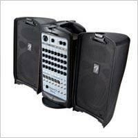 Portable PA System Fender Passport, Shure SM58 and Boss VE-20 Vocal P - $1250