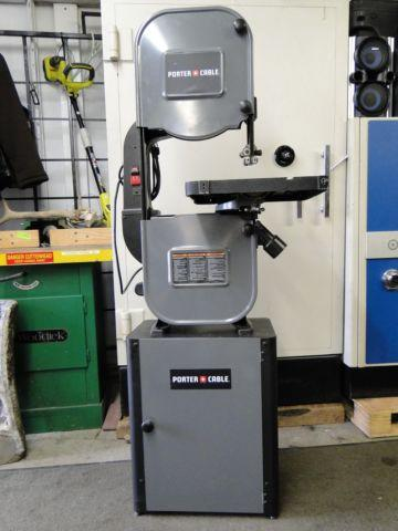 Porter Cable BCB330BS 14 Bandsaw With stand Band Saw