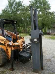 POST POUNDER FOR SKID LOADER - $4500 (GLEN ROCK, PA)