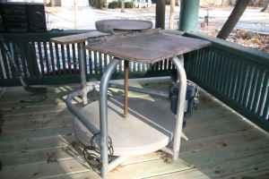 Potters Wheel kick w Elec motor - $300 Lincoln