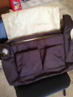Pottery Barn Diaper Bag - $20