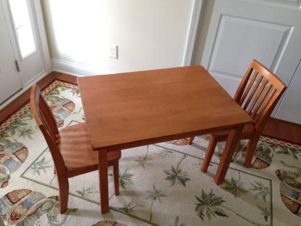 Pottery Barn Kids Table Amp Chairs Set For Sale In Erwin