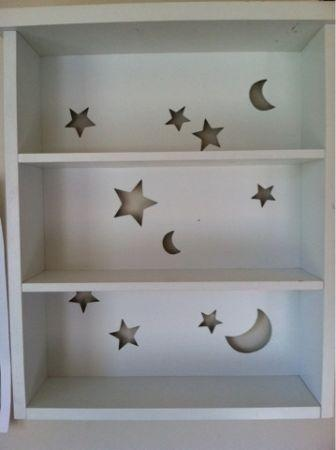 Pottery Barn Moon And Stars Shelf Swartz Creek For