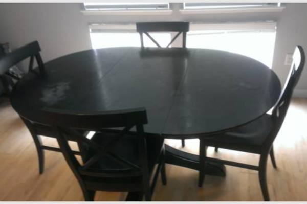 Pottery Barn Table And Chairs- PRICE REDUCED