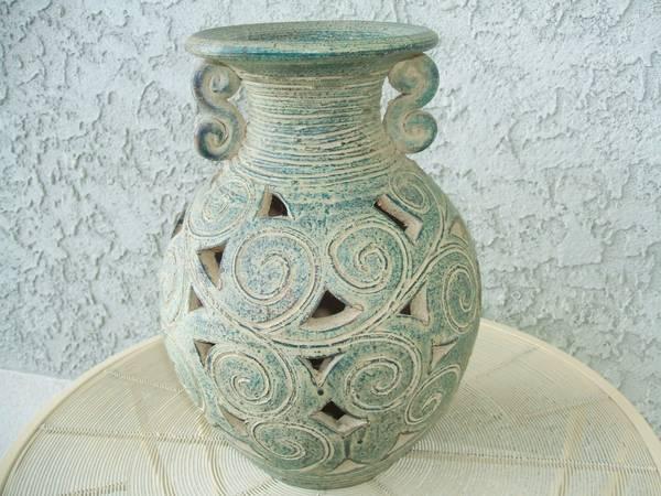 Pottery Vase 11