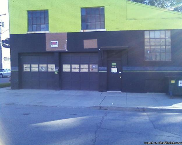 Poughkeepsie Auto Body Shop For Lease For Sale In