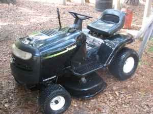 poulan pro 42 inch lawn tractor manual