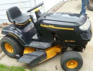 Riding Mower Poulan Pro Clifieds Across The Usa Americanlisted