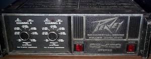 Power Amp CS400 by Peavey - $235 flint