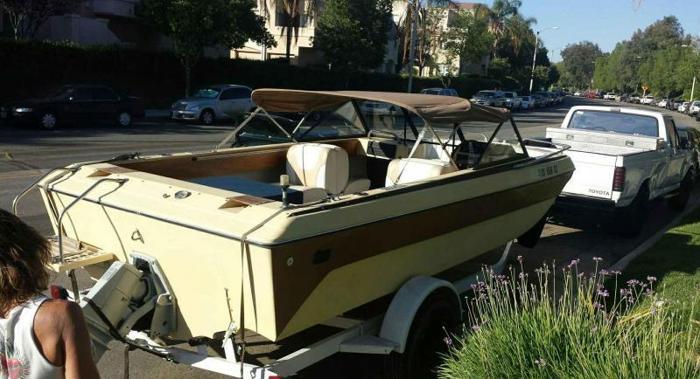 power boat for sale in santa clarita california classified