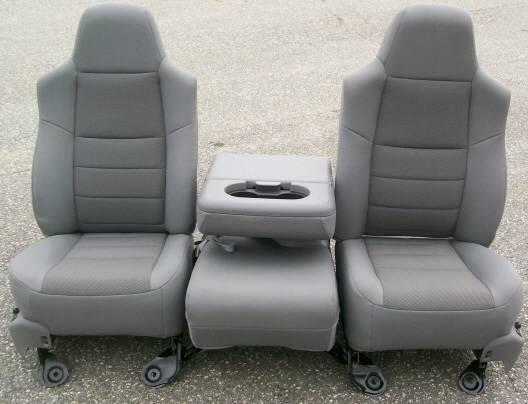 Power F250 Grey Seats For Sale In Springfield