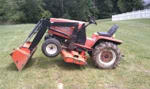 POWER KING TRACTOR - $3900 (PARKERSBURG)