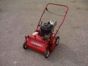 Power Lawn Slicer Power Lawn Rake West Omaha For